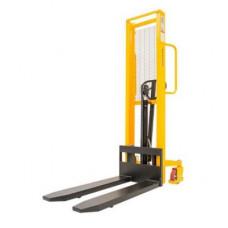 Handbediende stapelaar 1000 kg, hefhoogte 1600 mm