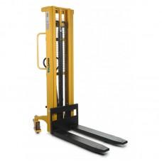 Handbediende stapelaar 1000 kg, hefhoogte 3000 mm
