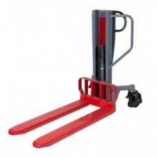 Handbediende stapelaar 800 kg, hefhoogte 900 mm