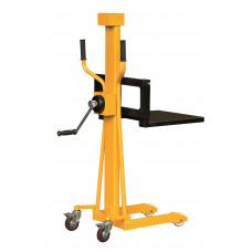 Handbediende stapelaar 150 kg, hefhoogte 1100 mm