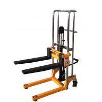 Handbediende stapelaar 400 kg, hefhoogte 1200 mm