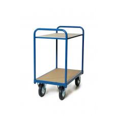 Tafelwagen, 2 niveaus 500kg Platform 850 x 500 mm