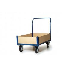Houten bakwagen 500kg Platform 1000 x 700 mm