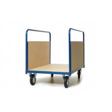 2-Wandenwagen 500kg Platform 1000 x 700 mm